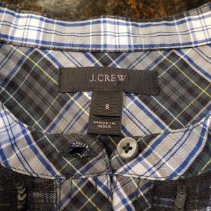 Jcrew button down shirt